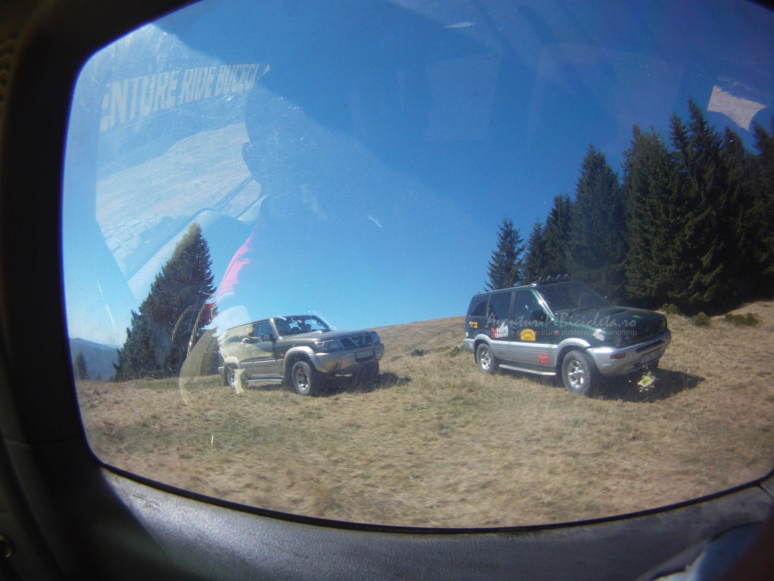 Aventuri pe bicicleta – Tura MARE – Urcarea cu jeepu': Telecabina Busteni – Telecabina Babele