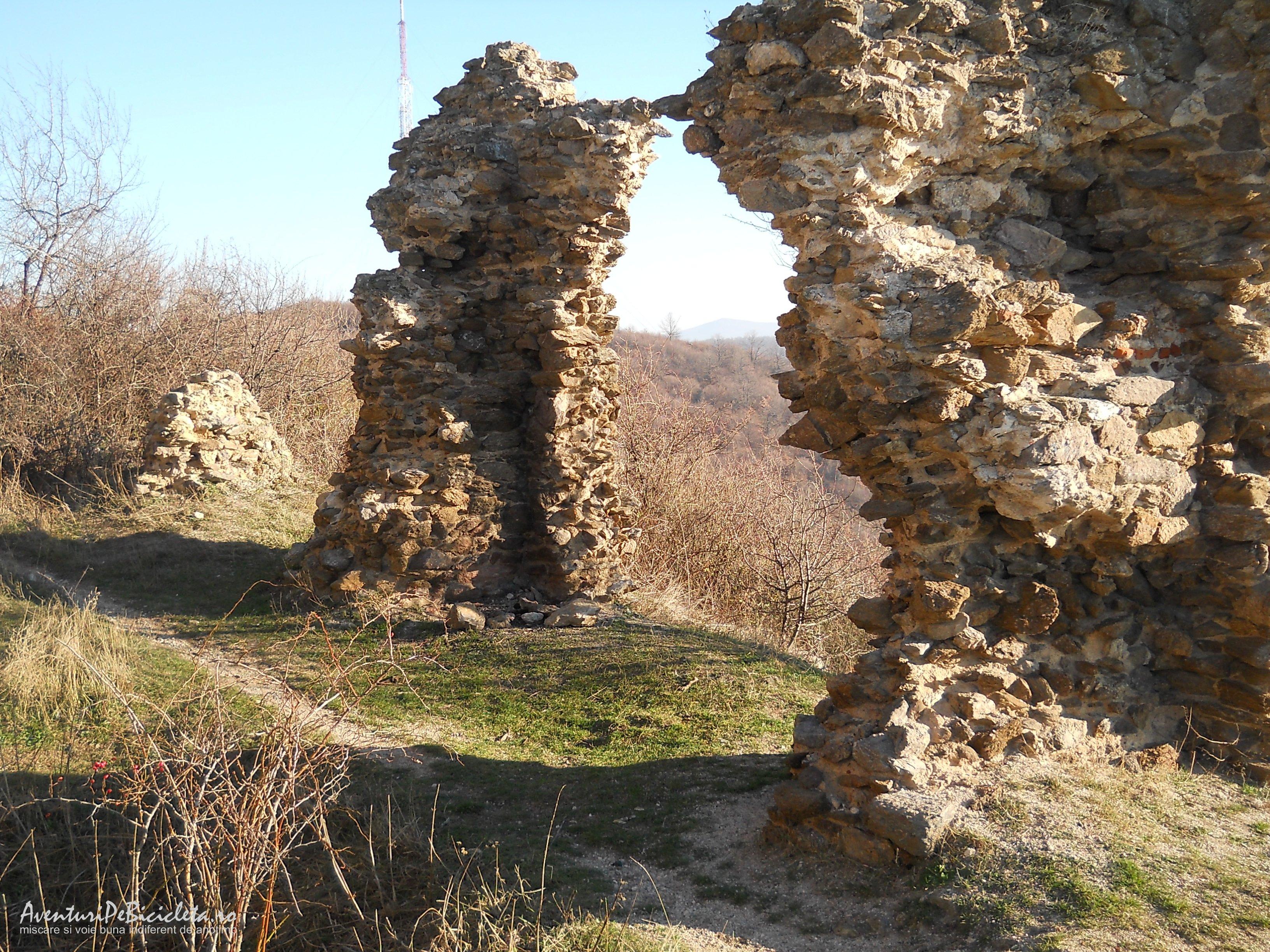 Ruinele cetatii din Siria