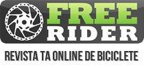 """Freerider partener media """"Aventuri pe bicicleta"""""""