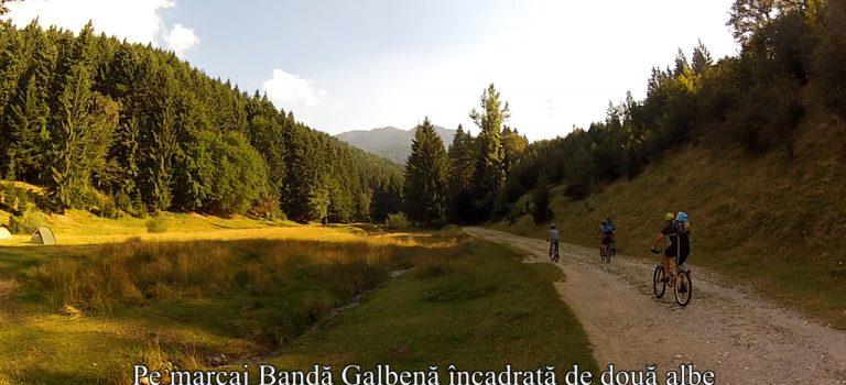 Aventuri pe bicicleta : Cu Stopul la Canionul 7 scari