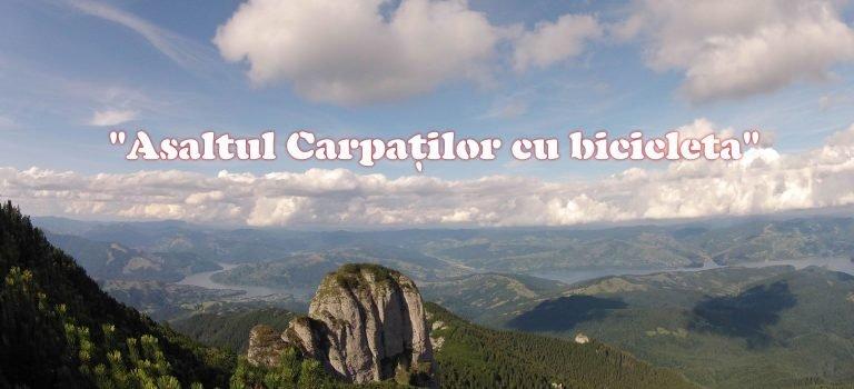 """""""Asaltul Carpatilor cu bicicleta"""""""