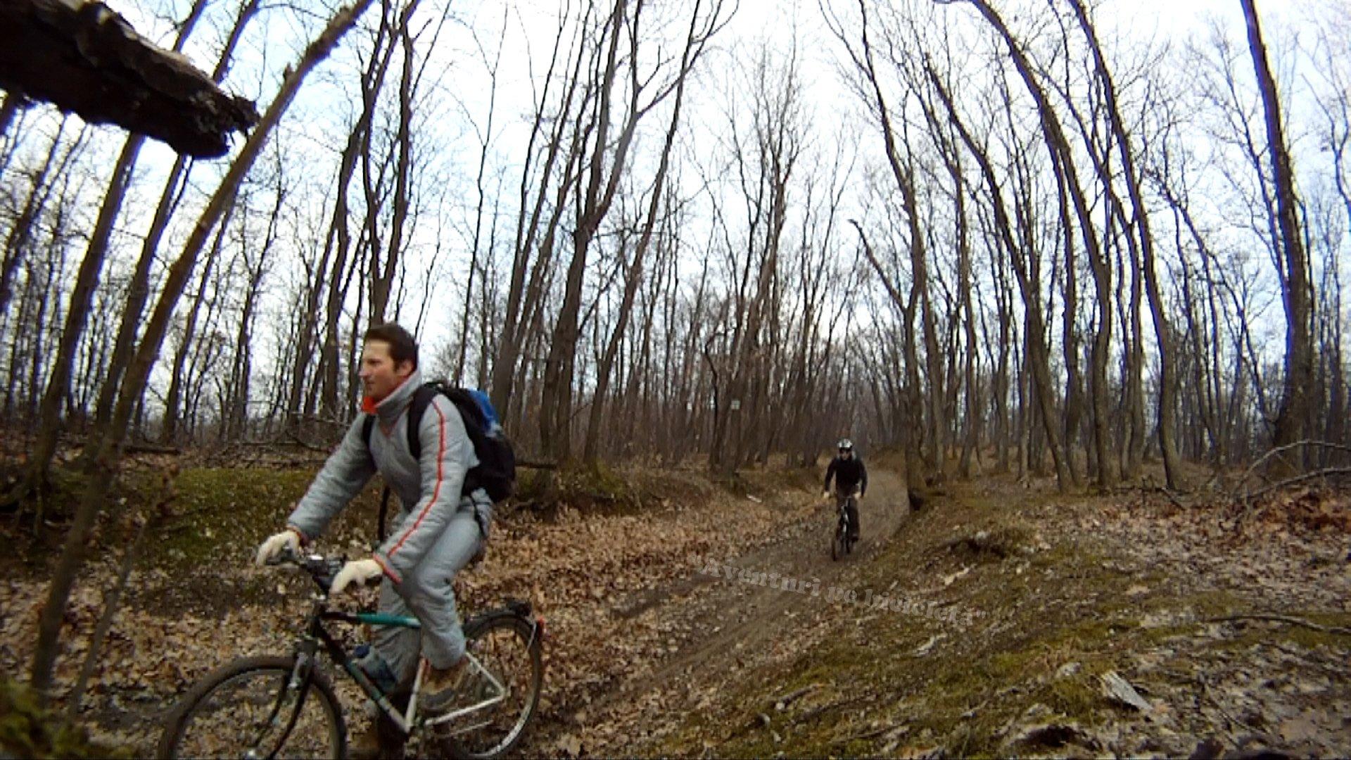 Tura de relaxare cu bicicleta in Judetul Arad : Siria – Feredeu – Siria