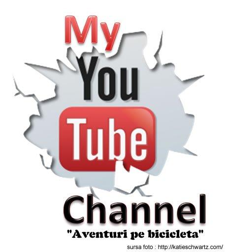 aventuri pe bicicleta canal de youtube - channel