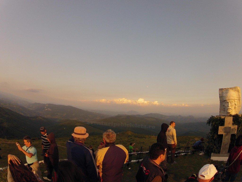 Avram Iancu acasa, pe Muntele Gaina