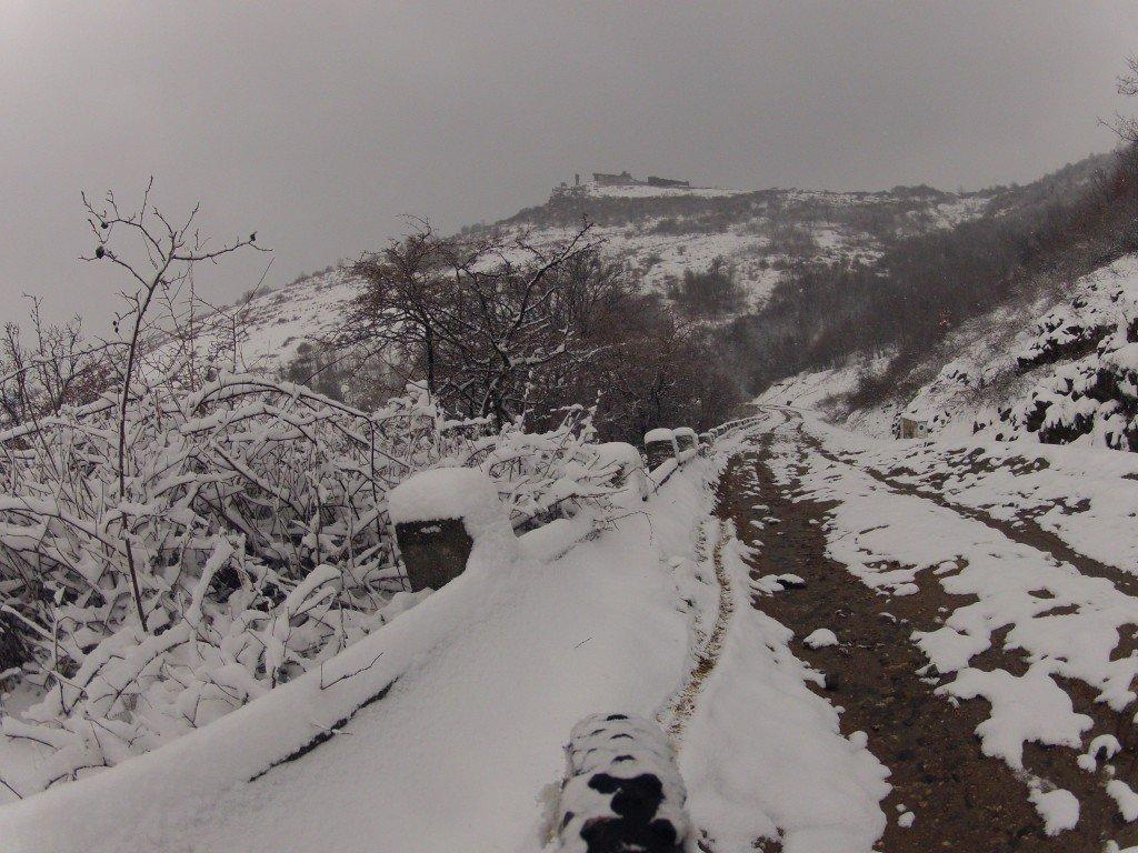 In Martie 2013 spre Cetatea Siria