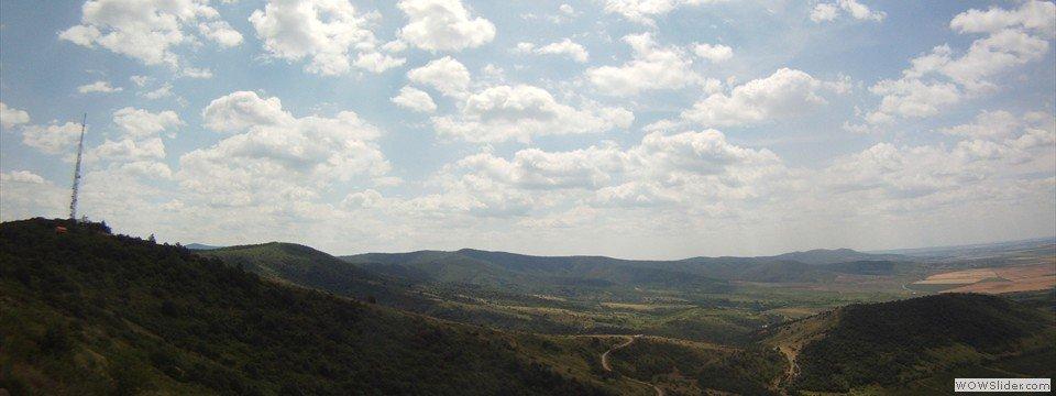 Ghioroc - Cetatea Siria - Coborarea Pericoool - Feredeu - Ghioroc