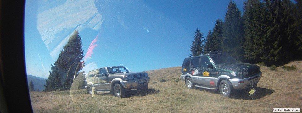 Urcarea cu Jeepurile