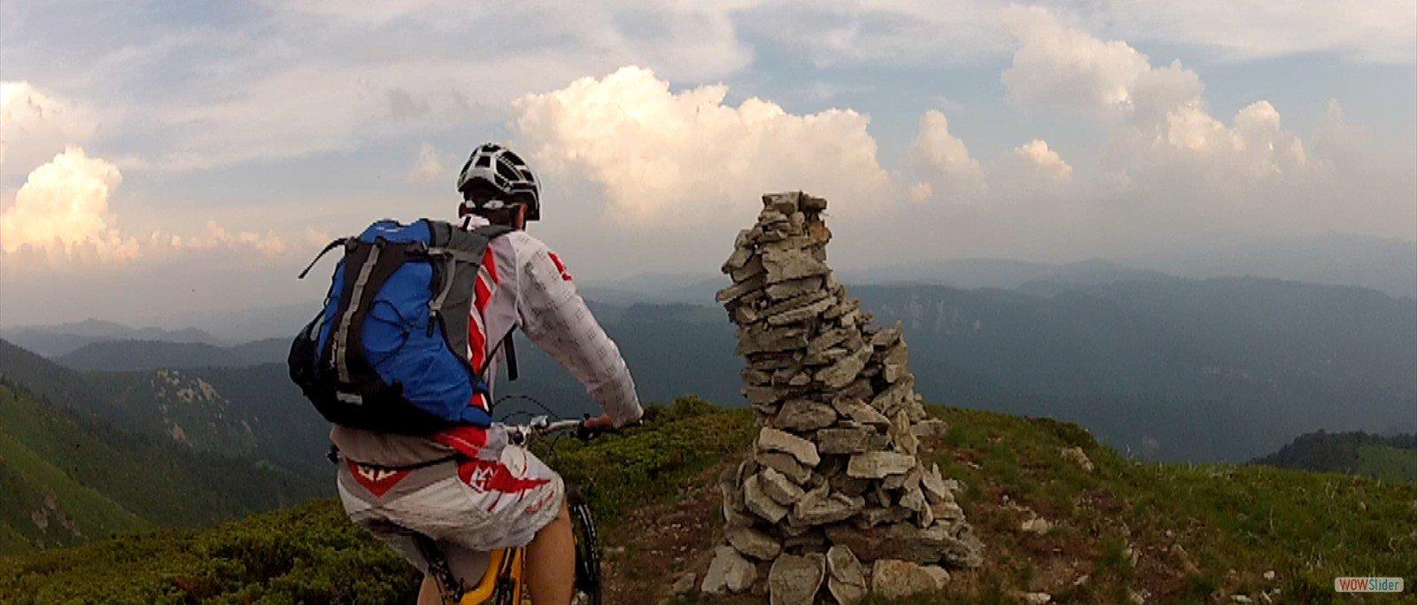 Excursie cu bicicleta in Muntii Apuseni (Beius Stana de Vale Padis)